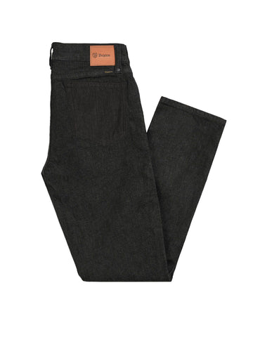 Reserve 5-Pocket Denim - Black