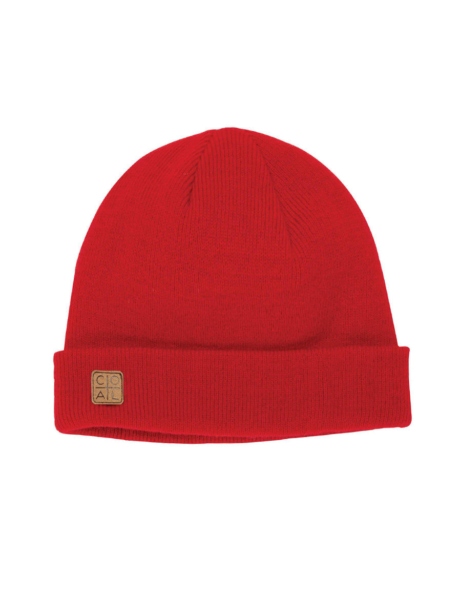 Harbor Beanie - Red