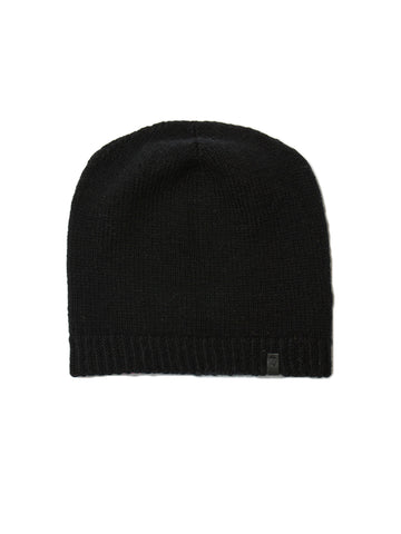 Merino Hat - Black