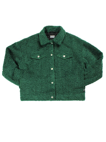 Pixley Jacket - Deep Green
