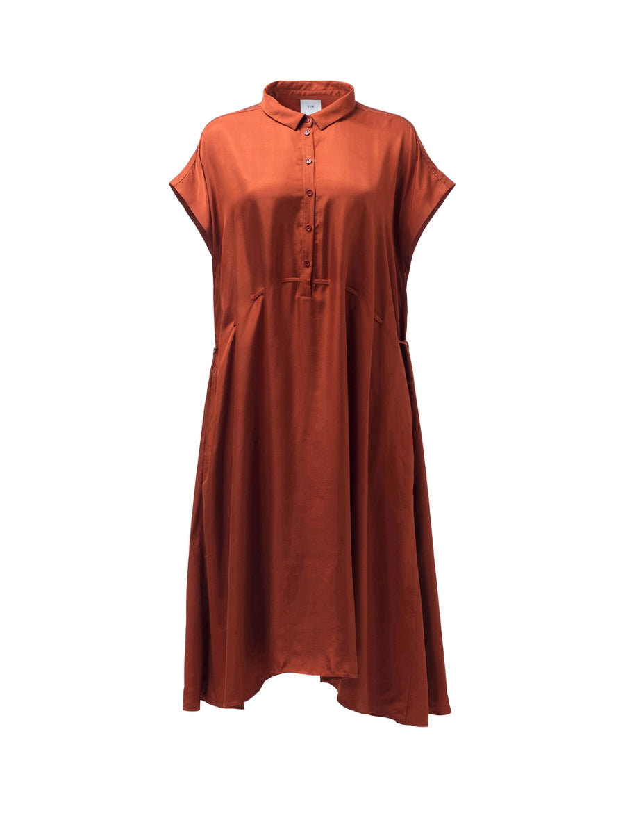 Abeline Dress - Copper