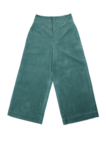 Slad Pant - Sea Green