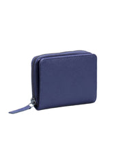 Forbi Wallet - Iris Blue & Orange