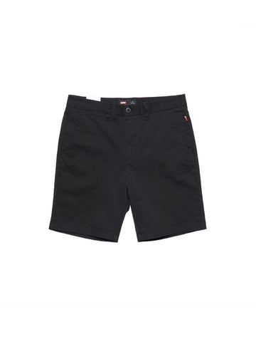 Goodstock Chino Walkshort - Black