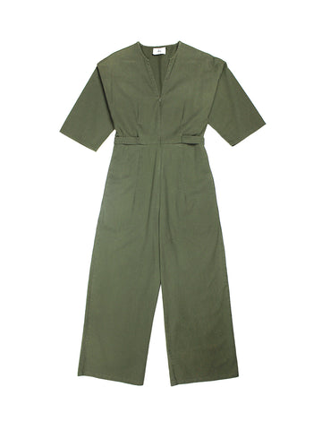 Ari Jumpsuit - Green