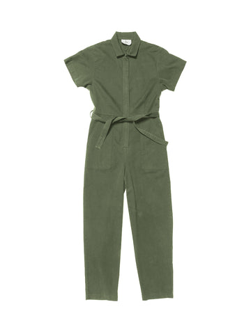 Patty Worksuit - Green