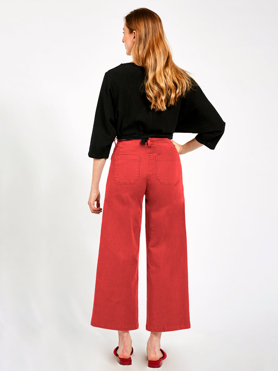 Simone Jeans - Red