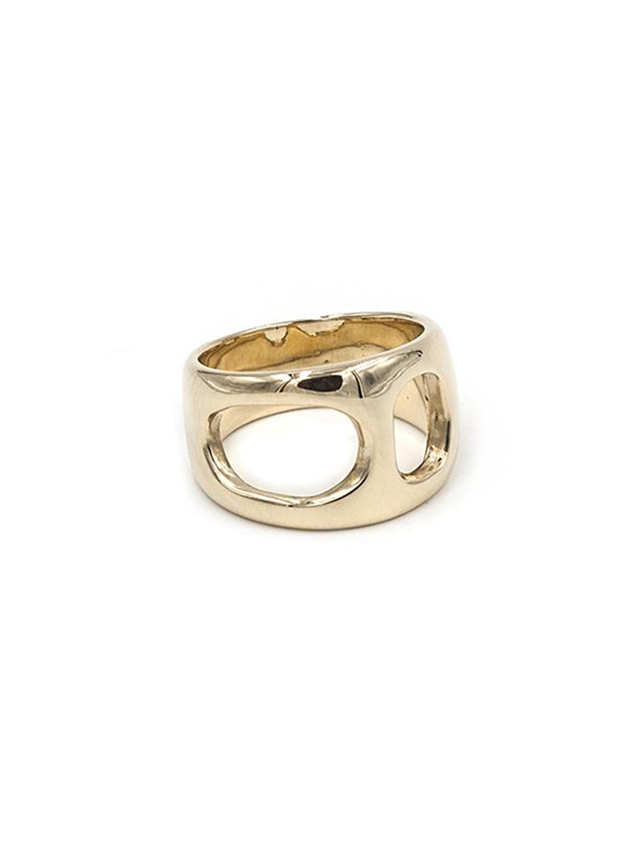 Lagos Ring - Bronze
