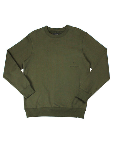 Equalize Crew Sweatshirt - Military
