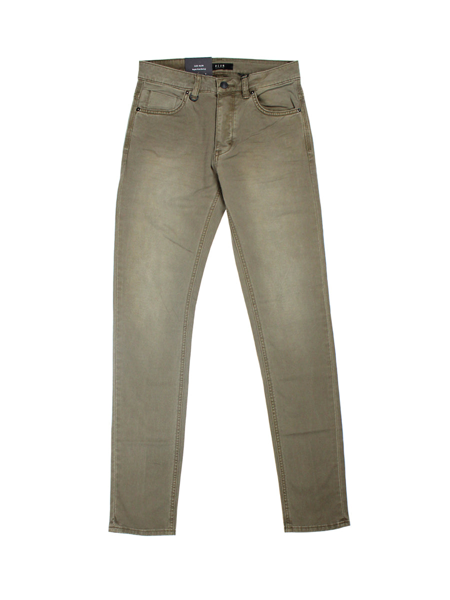Lou Slim Denim - Twill Desert