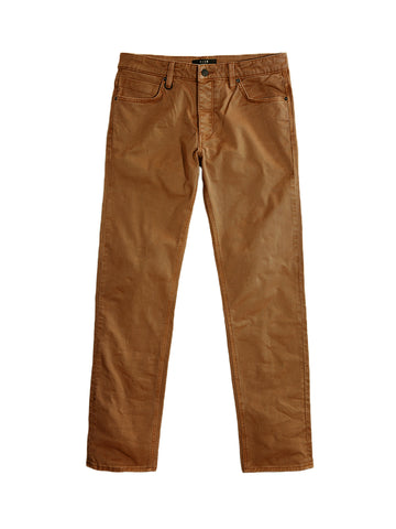 Lou Slim Denim - Twill Tabac