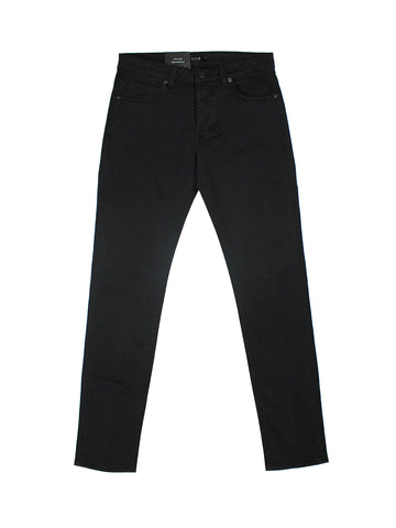 Lou Slim Denim - Twill Black