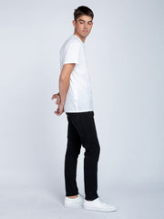 Ray Tapered Denim - Northern Black