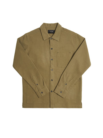 Clash Overshirt - Military