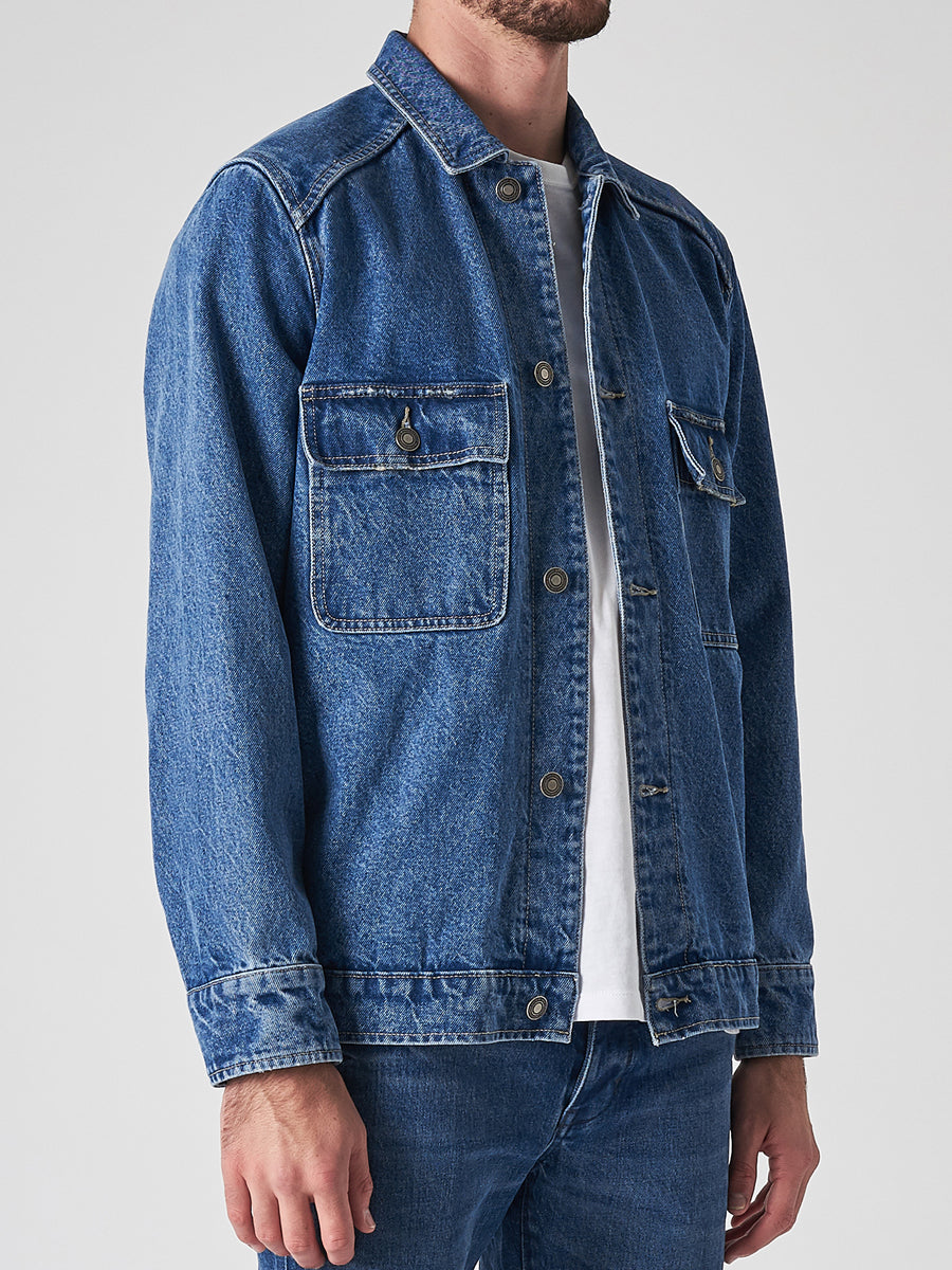 Dean Denim Jacket - Zero Worn