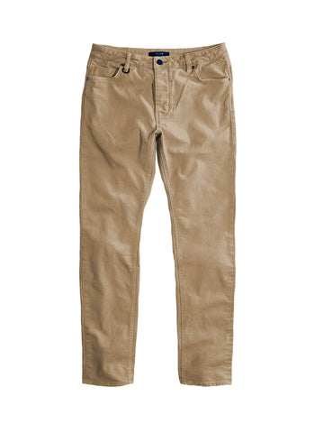 Ray Tapered Denim - Sandstorm