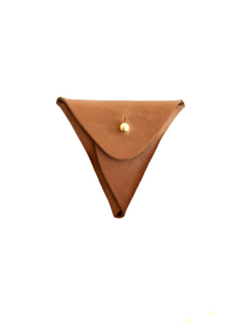 Triangle Pouch - Sienna