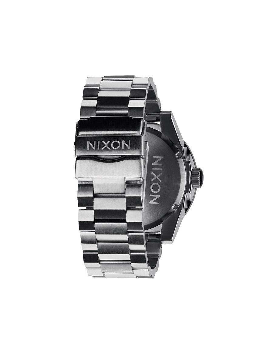 Corporal Stainless Steel Watch Watch - Silver & Gunmetal