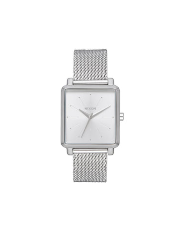 K Squared Milanese Watch - Silver