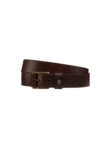 Americana Mid Belt - Dark Brown
