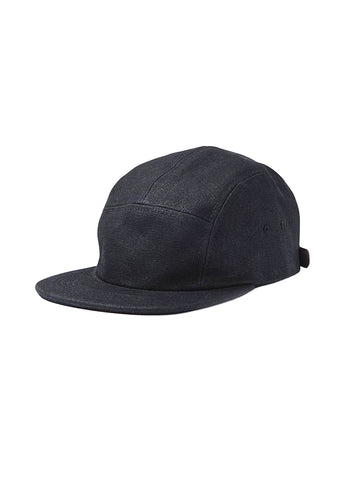 5-Panel Camp Hat - Black