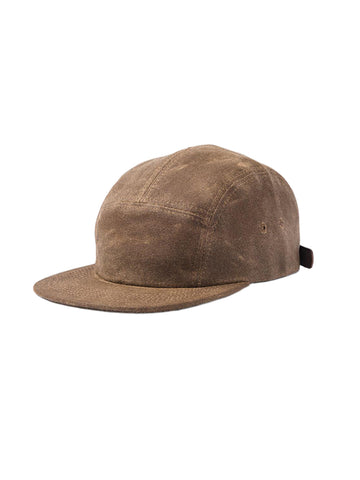 5-Panel Camp Hat - Tan