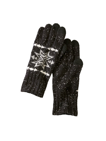 Plains Star Glove - Charcoal