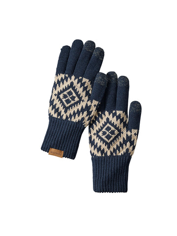 Texting Gloves - Journey West Navy