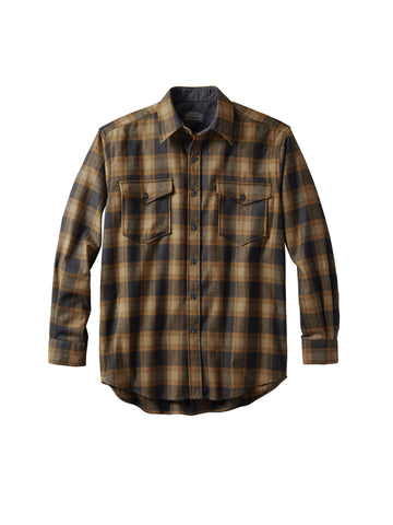 Guide Shirt - Olive Black Check