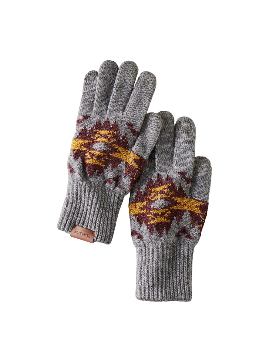 Texting Gloves - Crescent Butte