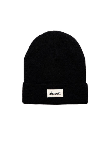 Pleasant Beanie - Black