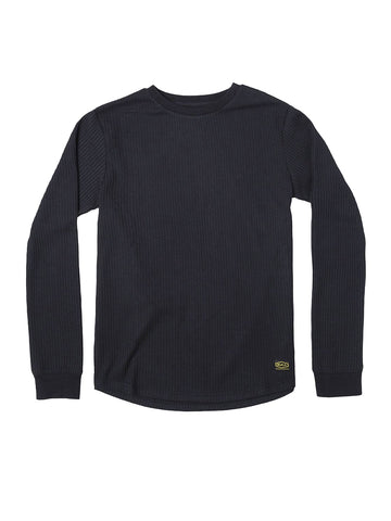 Day Shift Thermal Long Sleeve - Black