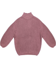 Fitz Sweater - Mauve