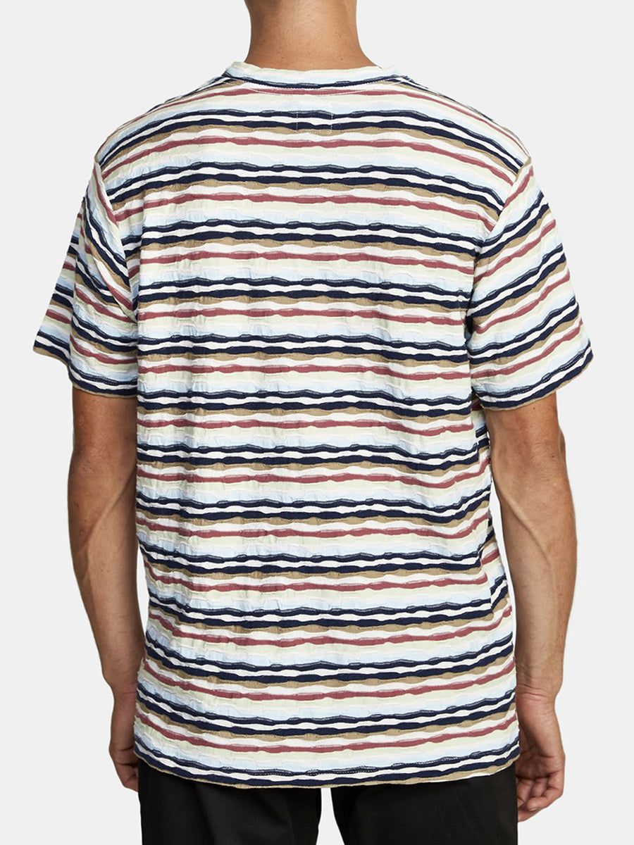 Kyeo Stripe Short Sleeve - Multi