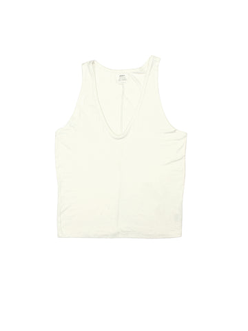 Minted Tank Top - Off White