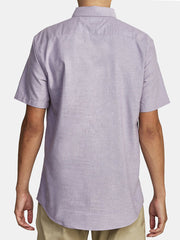 That'll Do Stretch Short Sleeve - Deep Purple