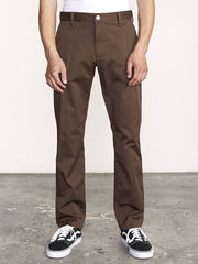 Weekend Stretch Pant - Chocolate