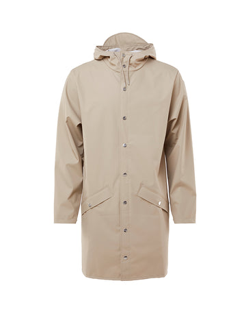 Unisex Long Jacket - Beige