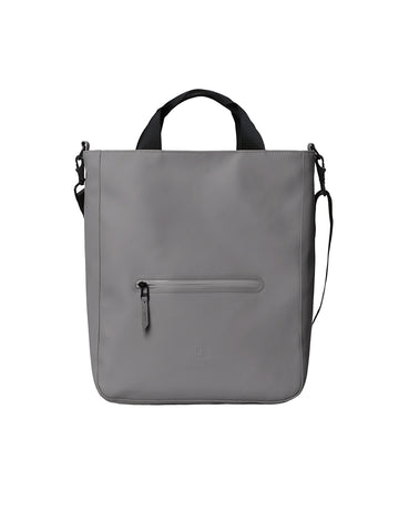 Tote Crossbody - Charcoal