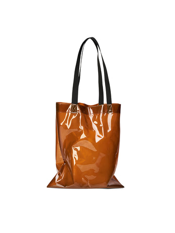 Transparent Shopper - Shiny Amber