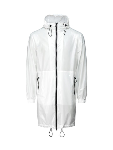Ultralight Parka - Shadow White