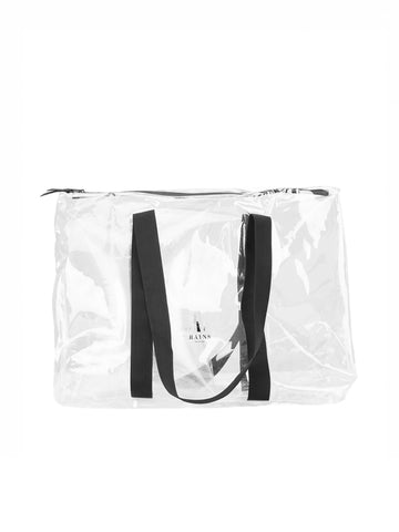 City Tote - Transparent