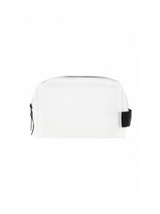 Wash Bag Small - Foggy White