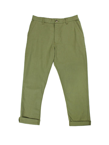Beach Pant - Olive
