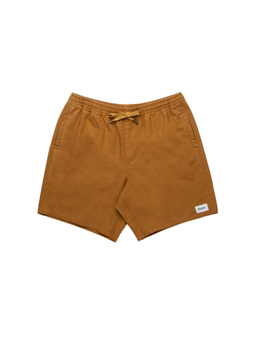 Box Jam Shorts - Tobacco