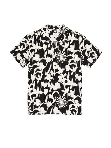 Melrose Short Sleeve Shirt - Black