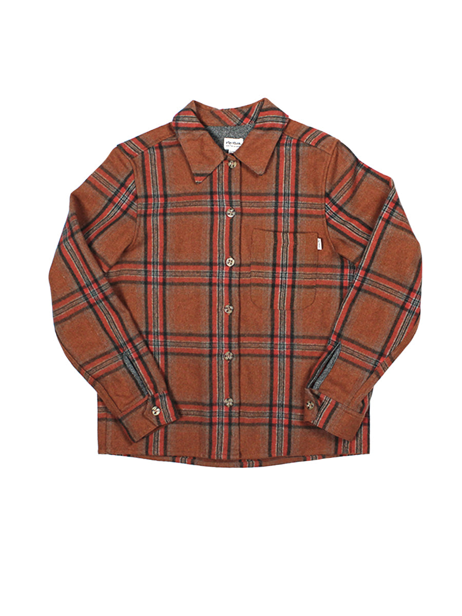 Overnight Flannel - Desert