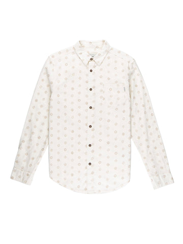 Seedling Long Sleeve Shirt - White