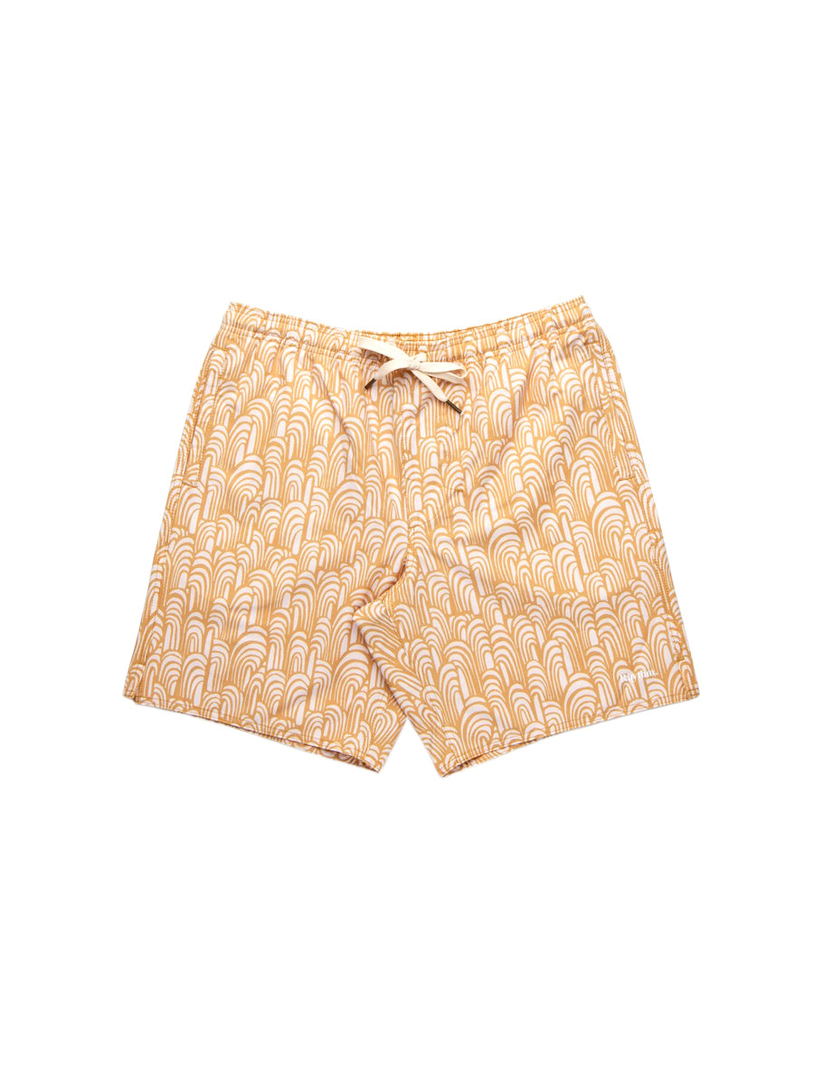 Zulu Beach Short - Golden