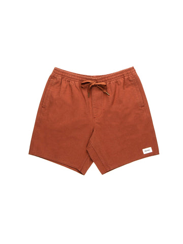 Box Jam Shorts - Clay